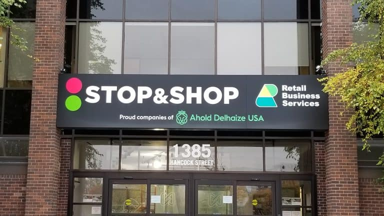 Stop & Shop Companies - Service of Process